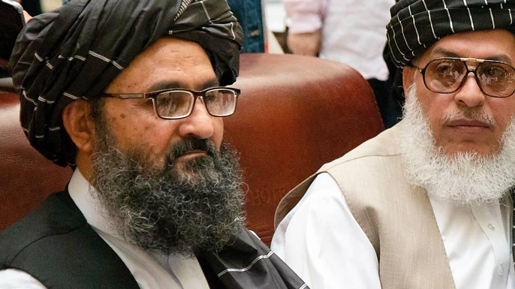 Bericht: CIA-Direktor traf Taliban-Vizechef in Kabul