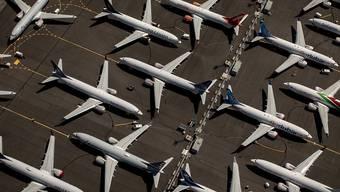 """Boeing """"groundet"""" auch die Produktion seines Langstreckenjets """"Dreamliner"""". (Archivbild)"""