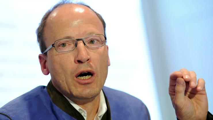 Matthias Kamber, Direktor von Antidoping Schweiz.