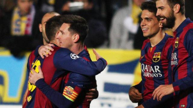Lionel Messi: Neuer Rekordtorschütze in der Champions League