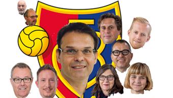 Mindestens zehn Kandidaten wollen Vereinsvorstand beim FCB bleiben oder werden.