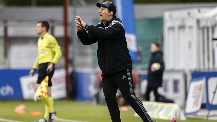 Francesco Gabriele: «Der neue Mann muss gut mit jungen Spielern arbeiten können.»