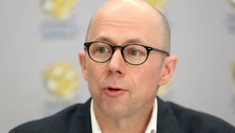 Brendan Schwab, Direktor der weltweit tätigen Sportgewerkschaft World Players Association mit Sitz in Nyon.