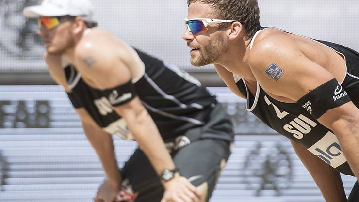 Erfolgreicher EM-Start für Nico Beeler (links) und Marco Krattiger