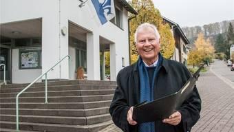 Paul Schär bringt selbst Bundesräte nach Pfeffingen.
