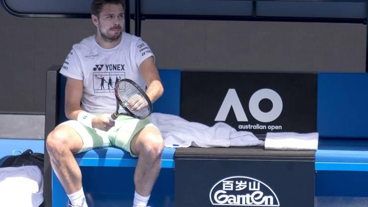 Stan Wawrinka fühlt sich für sein Comeback am Australian Open bereit