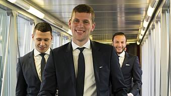 Wenn Marco Streller einmal nicht mehr da ist, geht Frei alleine vorneweg – falls es ihn beim FCB hält.