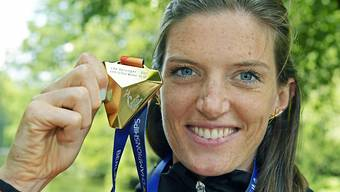 Lea Sprunger kann ihr EM-Gold von Berlin 2018 über 400 m Hürden diesen Sommer nicht bestätigten. Die Europameisterschaften 2020 von Paris wurden wegen der Coronavirus-Krise abgesagt.