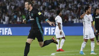 Gelungenes Comeback nach Verletzungspause: Gareth Bale trifft nur Sekunden nach seiner Einwechslung zum 2:1