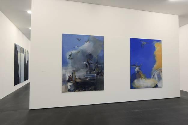 Ausstellung Rosina Kuhn