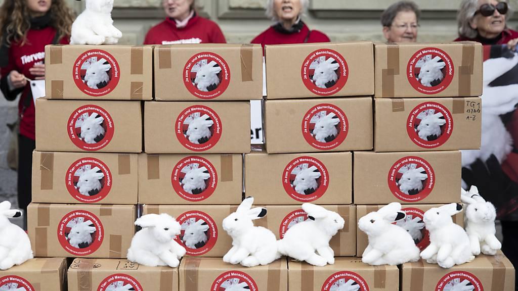 Nationalrat will von radikalem Tierversuchsverbot nichts wissen