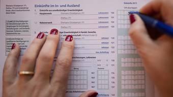 Beim Termin ist Basel-Stadt grosszügig: Wer seine Steuermappe spätestens bis zum 31.Mai zugestellt, riskiert weder Mahnungen noch Strafgebühren – trotz verspäteter Abgabe. (Symbolbild)