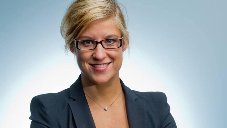 Opferanwältin Yvonne Meier hat eine eigene Kanzlei in Baden.