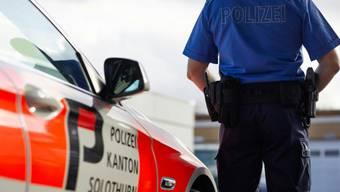 Die Kantonspolizei Solothurn nahm auf der Autobahnraststätte Deitingen-Süd einen mutmasslichen Dieb fest. Es war für die Polizei kein Unbekannter.