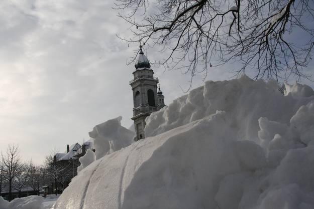 Eiszeit in der St. Ursenstadt