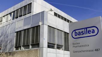 2013 bezeichnet Basilea im Communiqué als bedeutendes Jahr. Unter anderem wurde ein zweites Medikament aus den Forschungslaboren des Unternehmens zugelassen. (Archiv)