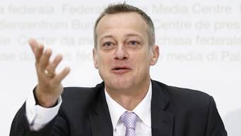 Martin Landolt: Der Nationalrat und BDP-Präsident freut sich über den Kompromiss, kritisiert aber den Bundesrat. (Archiv)