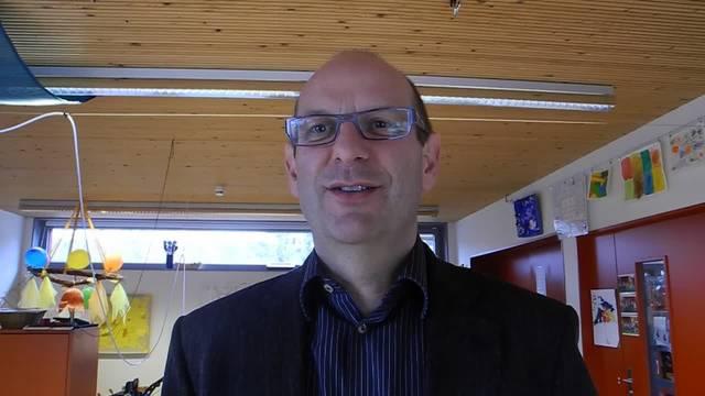 Was es Roger Schnellmann, Leiter des Blumenhauses Buchegg, bedeutet, dass Francine Jordi da ist