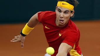 Nadal brachte für die Gastgeber den ersten Punkt ins Trockene
