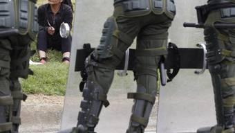 Das Militär kommt in Kolumbien zum Einsatz (Archiv)