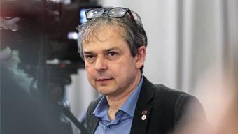 Philipp Hadorn kritisiert, dass er und Franziska Roth auf der gleichen Liste standen.