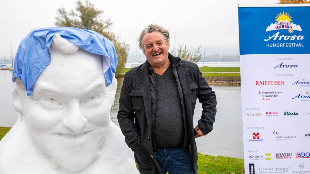 Nicht lustig: Marco Rima wird mit Schmäh-Preis ausgezeichnet