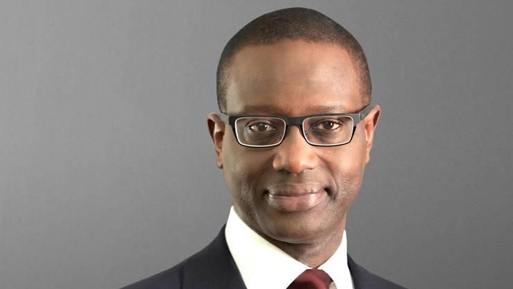 Nimmt er die Einladung zur Fernsehdebatte an? Tidjane Thiam wird von Klima-Aktivisten zum Gespräch aufgefordert.