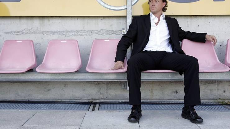 FCA-Trainer Jeff Saibene braucht für seine Bank noch zusätzliches Spielermaterial.