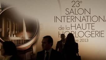 Lockt zum 23. Mal mit Luxus-Uhren: Salon international de la haute horlogerie in Genf