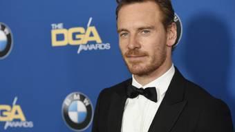 Er will ins Regie-Fach wechseln: Schauspieler Michael Fassbender. (Archivbild)