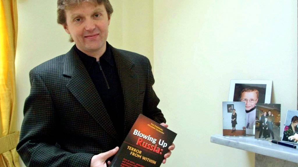 Alexander Litwinenko wurde wahrscheinlich mit Zustimmung des russischen Präsidenten Putin ermordet. (Archivbild)