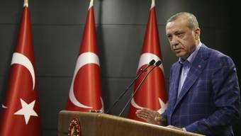 Erdogan hatte bereits im Vorfeld  der Abstimmung gesagt, dass eine erneute Verlängerung möglich sei.