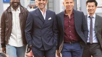 """Die Komödie """"Qu'est-Ce Qu'on A Encore Fait Au Bon Dieu"""" hat am Wochenende vom 11. bis 14. April 2019 in den Deutschschweizer Kinos die Konkurrenz hinter sich gelassen. (Archiv)"""