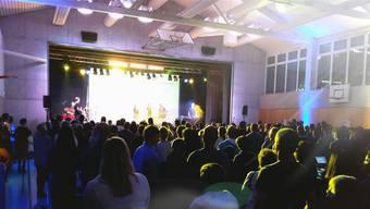 Im Oktober 2014 feierten rund 400 Jugendliche 15 Jahre «Stand-Up». Seitdem schossen die Zuschauerzahlen in die Höhe.