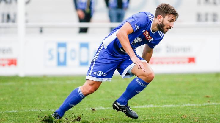 Im Spiel gegen den FC Zürich II kann Wohlen nicht überzeugen.