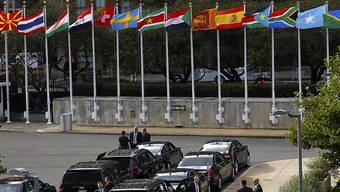 Gegen den Uno-Migrationspakt gibt es Widerstand. Die Staatspolitische Kommission des Nationalrates will mehr Informationen über dessen Tragweite. (Symbolbild)