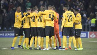 Die Young Boys dürfen jubeln – wie etwa hier nach dem Exploit vom Mittwochabend gegen Ronaldos Juventus.