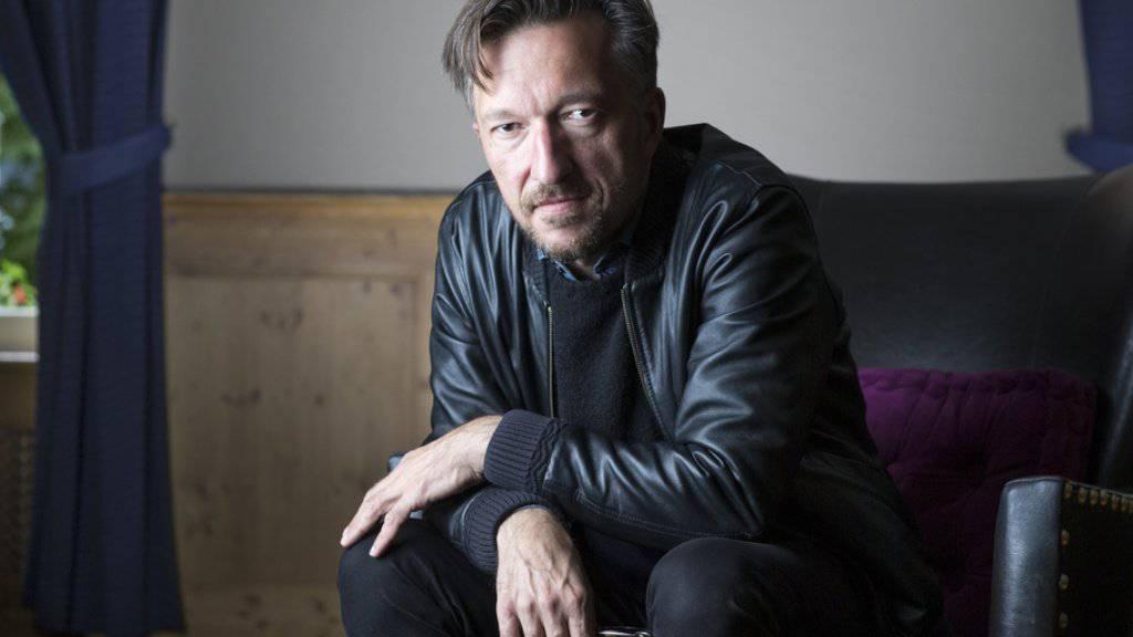 Lukas Bärfuss erhält Georg-Büchner-Preis