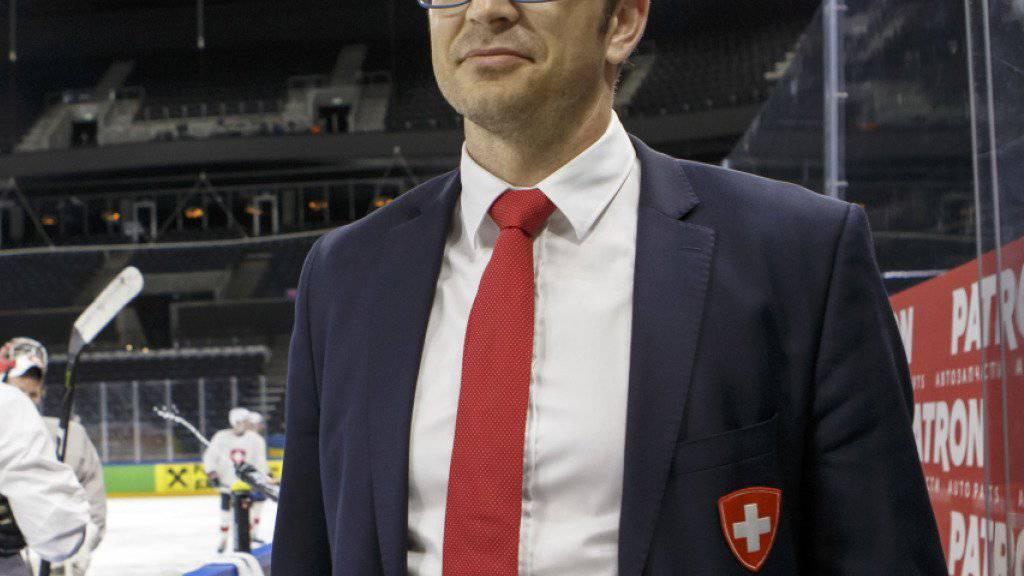 Für Raeto Raffainer ist es die letzte Weltmeisterschaft als Nationalmannschafts-Direktor
