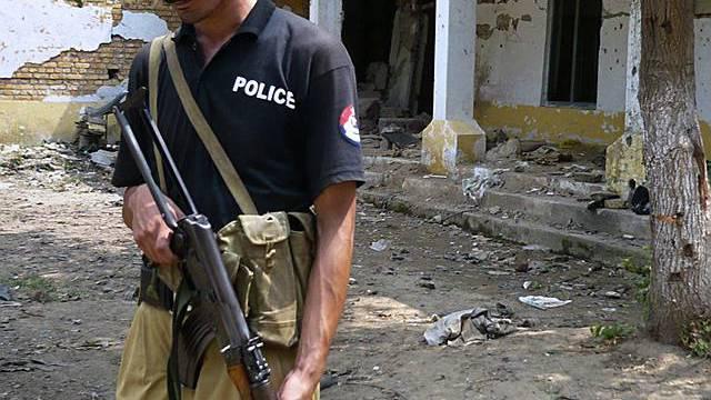 Pakistanischer Soldat (Archiv)