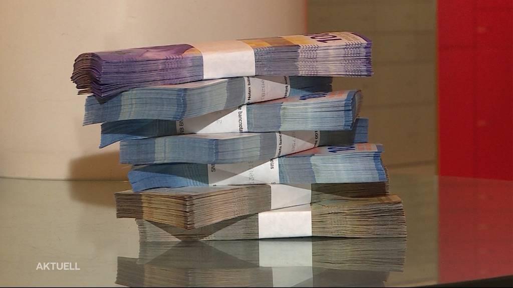 Kantonales Hilfspaket: Aargau stellt 300 Millionen zur Verfügung