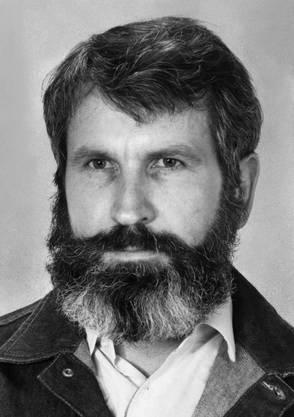 Walter Stürm in einer Aufnahme aus dem Jahr 1984.