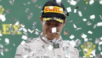 Nico Rosberg hats geschafft: Der Deutsche ist erstmals Formel-1-Weltmeister