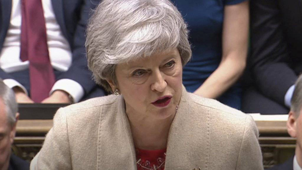 Brexit ohne Abkommen rückt näher: Nach der erneuten Ablehnung des Brexit-Abkommens im britischen Unterhaus hat Premierministerin Theresa May am Freitag in London die Auswirkungen als schwerwiegend bezeichnet.