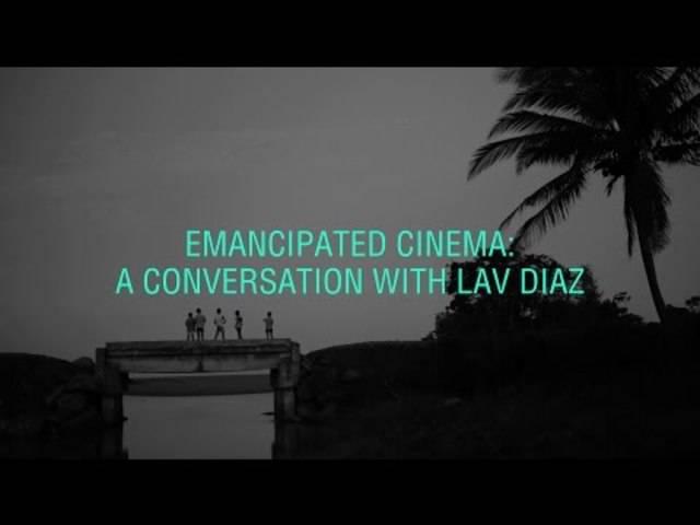 Interview mit Lav Diaz
