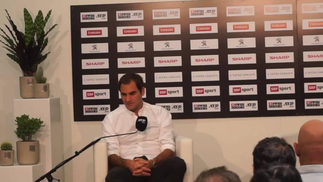 Federer PK SF I