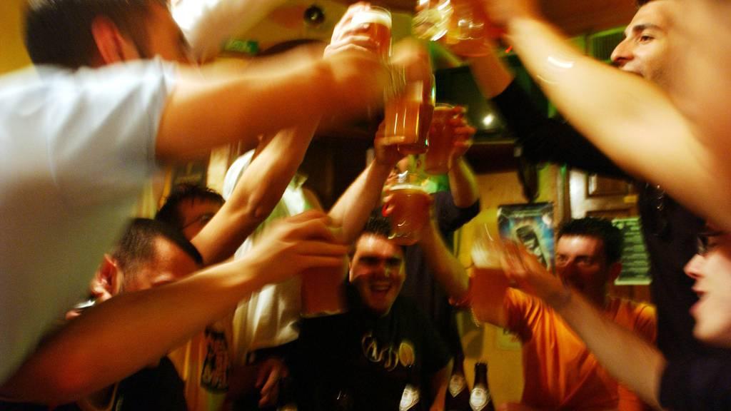 Illegale Party mit rund 50 Personen aufgelöst