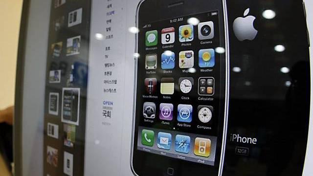 iPhone-Werbung von Apple