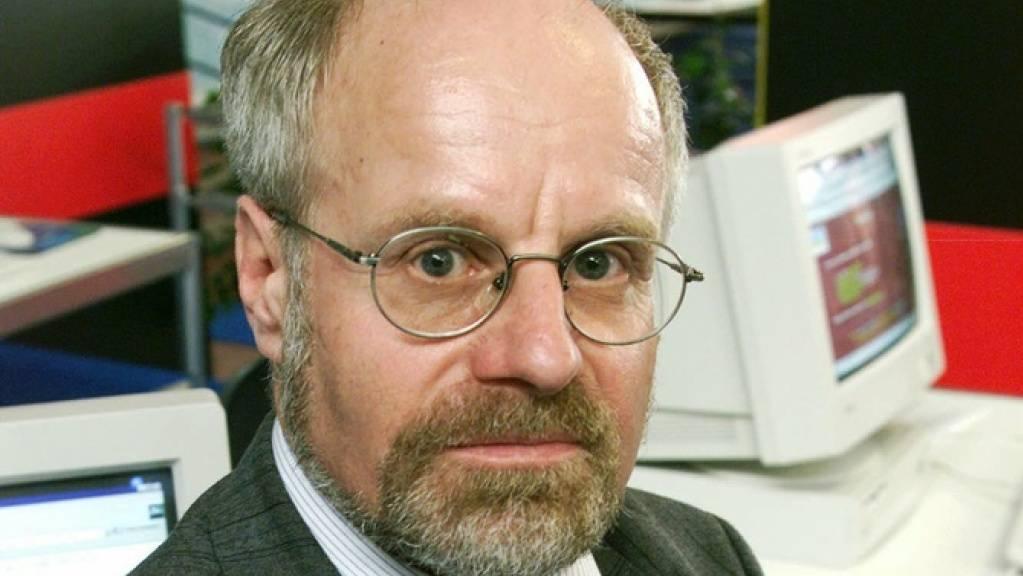 Der auf Rechentechnik spezialisierte Technikhistoriker Herbert Bruderer hat mit der Hilfe einer ETH-Angestellten in Zürich ein seltenes Dokument gefunden: Die Gebrauchsanweisung für den Zuse Z4, den ältesten erhaltenen Computer der Welt. Die ETH hatte diesen Rechner 1950 gemietet. (Archivbild)