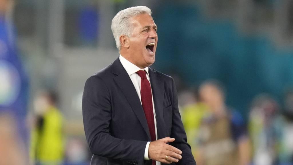 Vor dem letzten Schweizer Gruppenspiel ist der Trainer gefordert